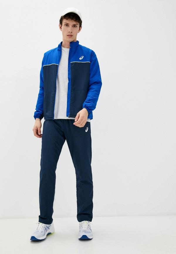 мужской спортивный костюм asics, синий