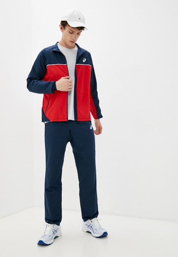 мужской спортивный костюм asics, разноцветный