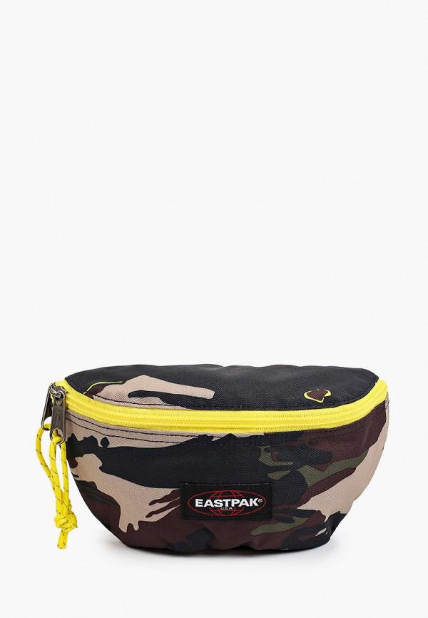 мужская сумка eastpak, хаки