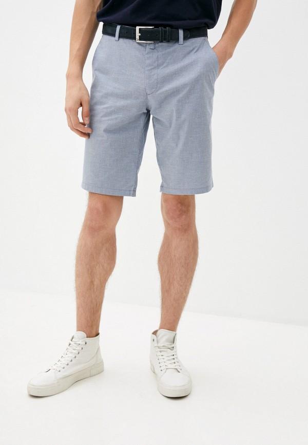 мужские повседневные шорты galvanni, голубые