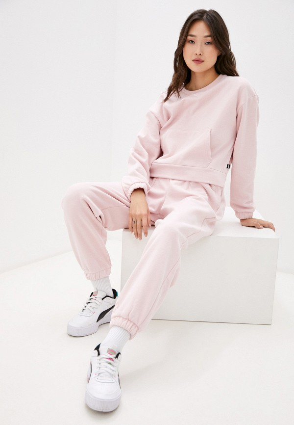 Костюм спортивный PUMA розового цвета
