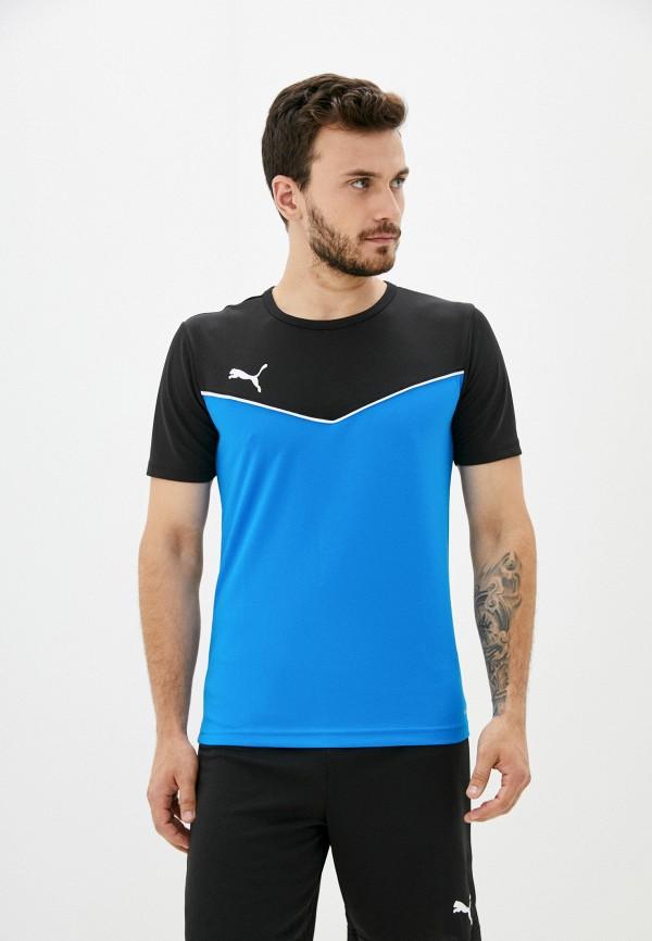 Футболка спортивная PUMA черного цвета