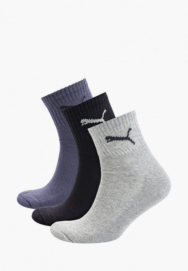 мужские носки puma, разноцветные