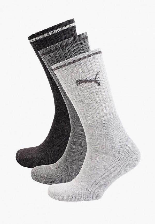 мужские носки puma, серые
