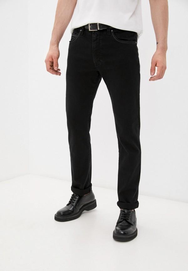 мужские прямые джинсы cortigiani, черные