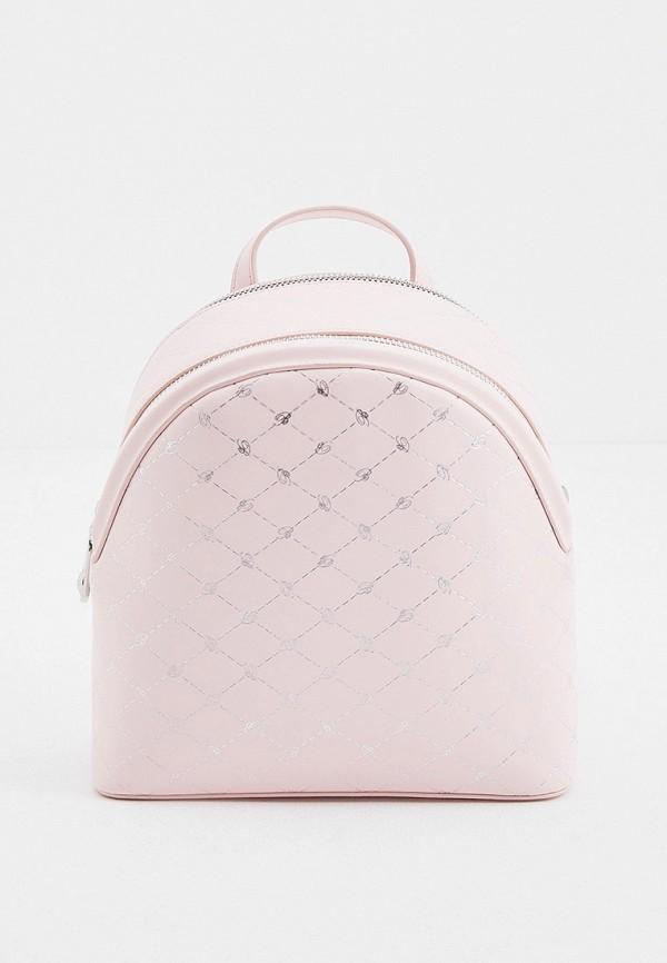 женский рюкзак blumarine, розовый