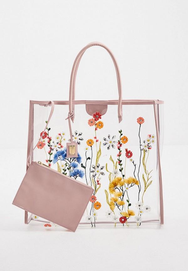 женский кошелёк-шоперы blumarine, разноцветный