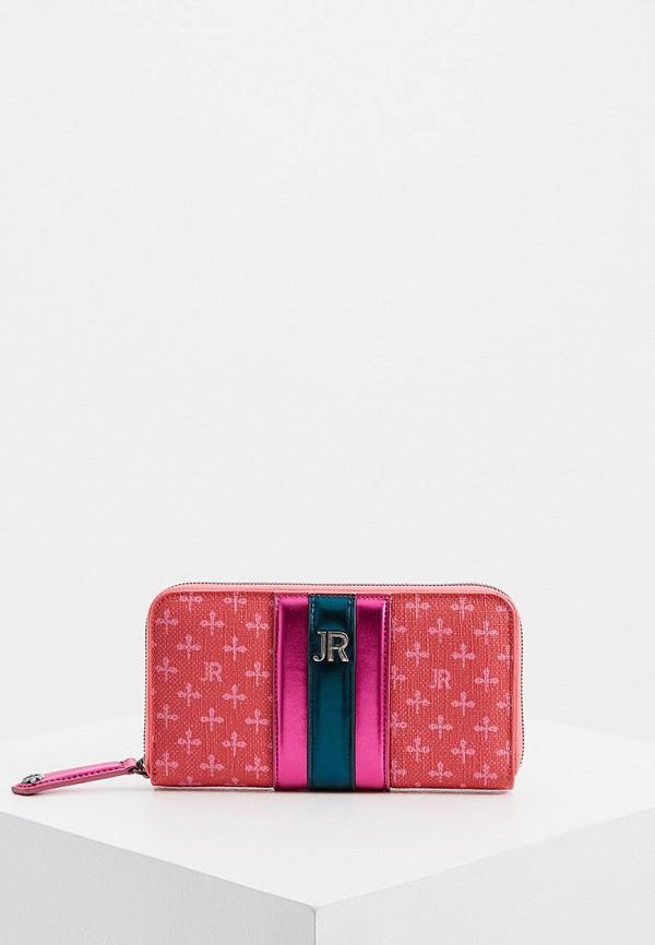 женский кошелёк john richmond, красный