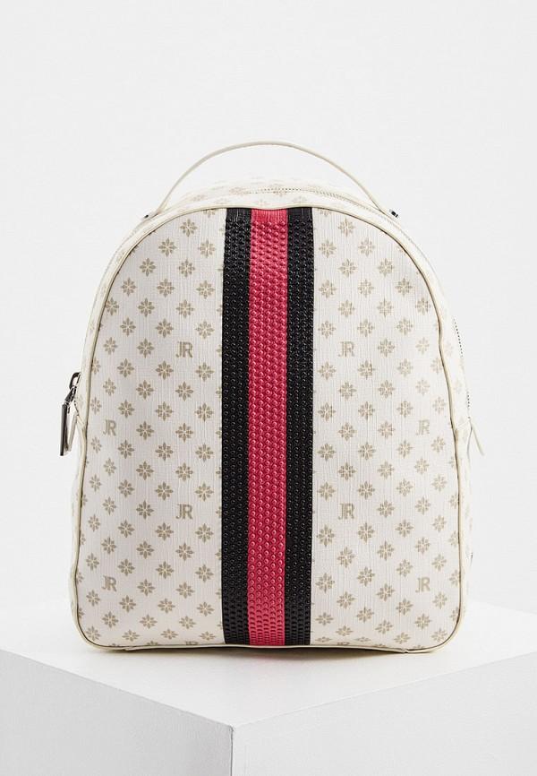 женский рюкзак john richmond, бежевый