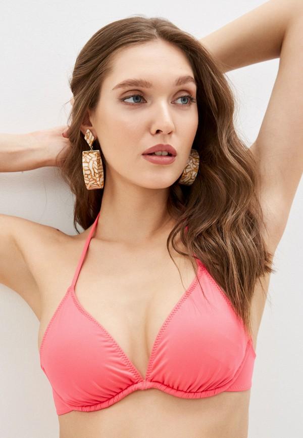 женский лиф phax, розовый