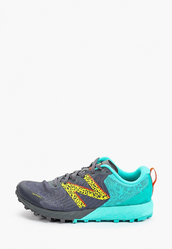 женские низкие кроссовки new balance, разноцветные