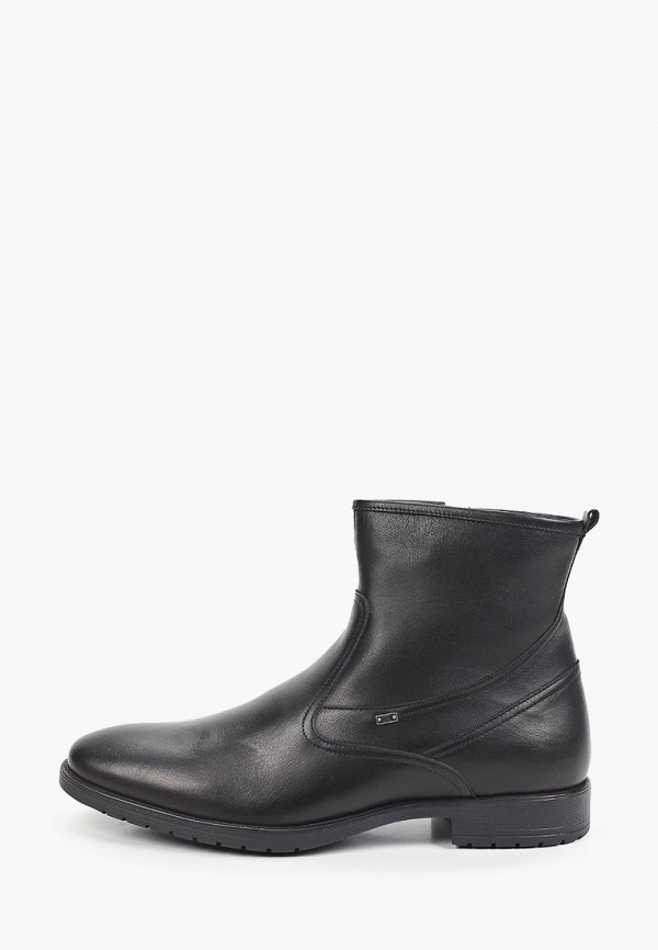 мужские ботинки vittorio bravo, черные