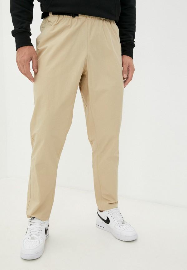мужские спортивные брюки nike, бежевые