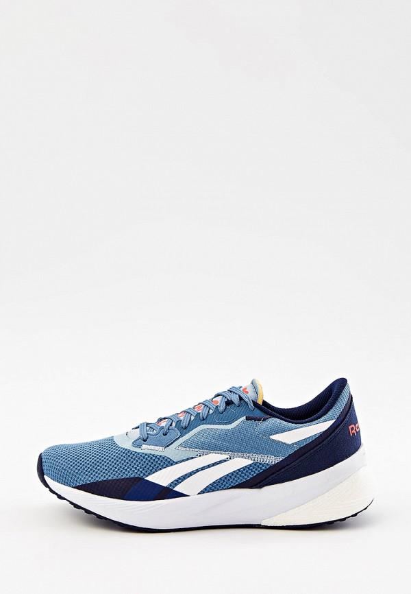 Кроссовки Reebok голубого цвета