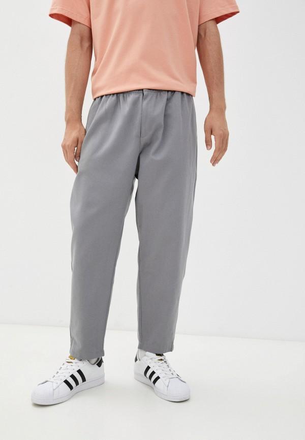 мужские брюки adidas, серые