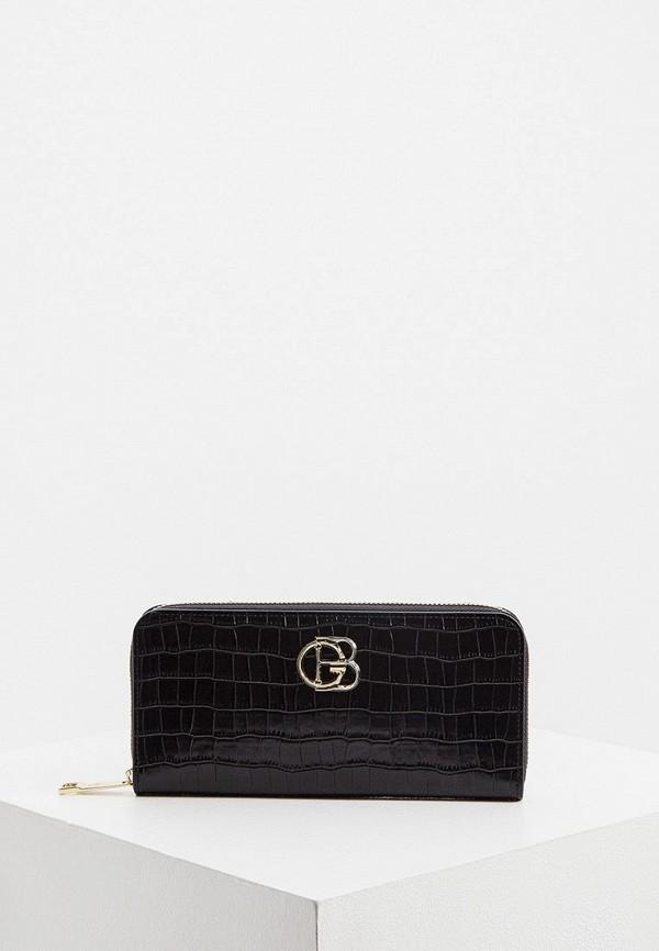 женский кошелёк baldinini, черный