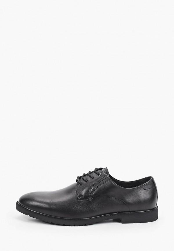 мужские туфли vittorio bravo, черные