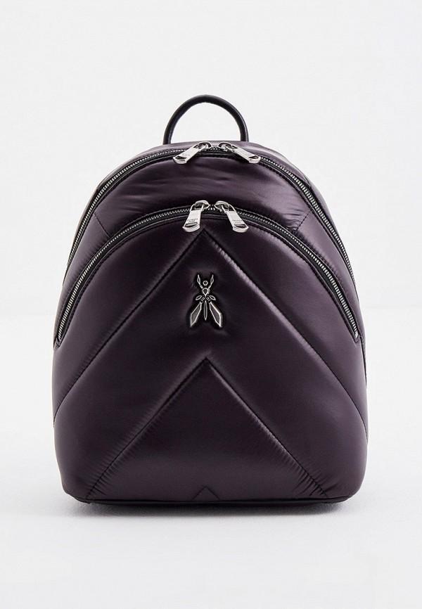 женский рюкзак patrizia pepe, черный