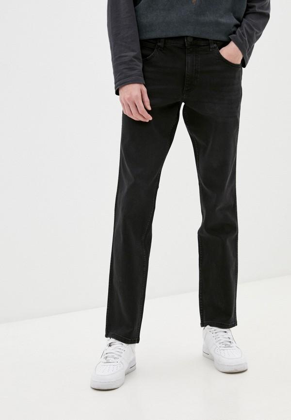 Джинсы Wrangler черного цвета