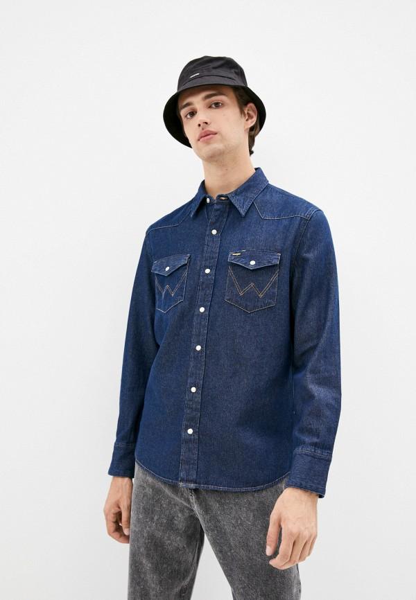 Рубашка джинсовая Wrangler W5MSLW301 фото