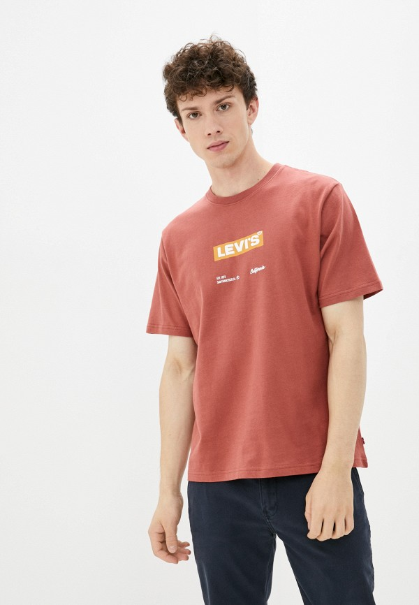 мужская футболка с коротким рукавом levi's®