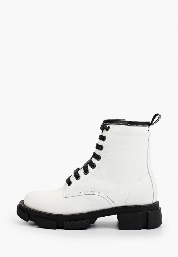 женские ботинки flystep, белые