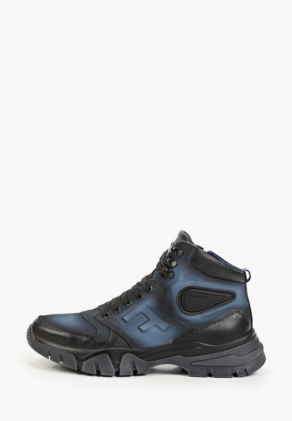 мужские ботинки flystep, синие