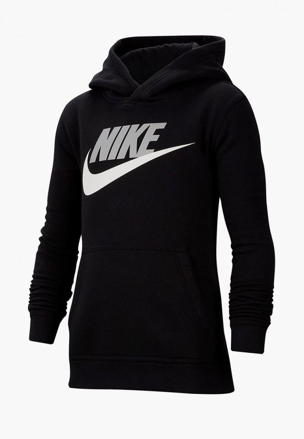 Худи Nike черного цвета
