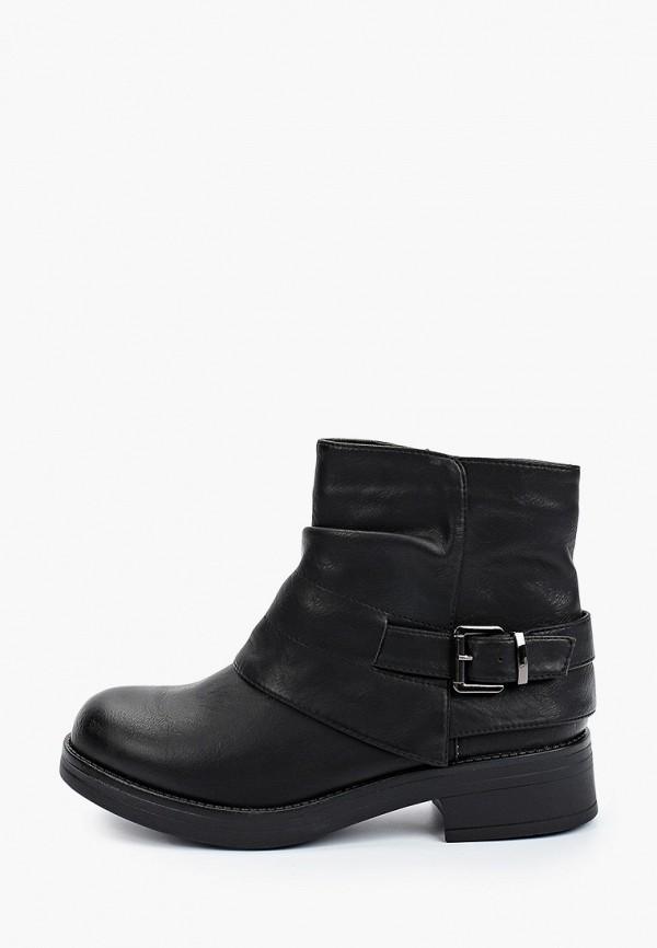 Ботинки Fiori&Spine черного цвета