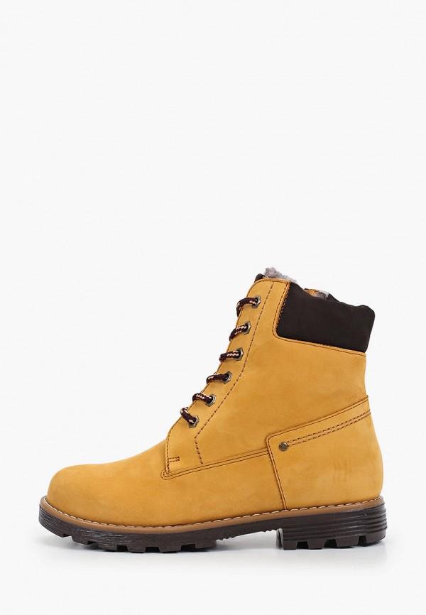 ботинки tapiboo малыши, желтые