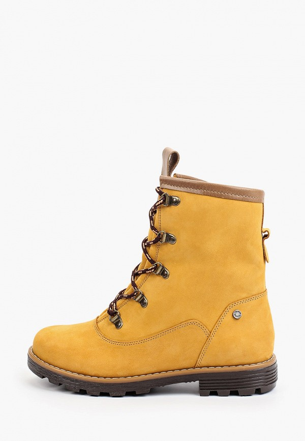 ботинки tapiboo малыши, оранжевые