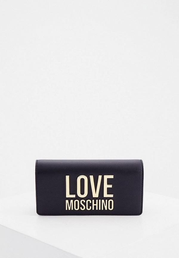 Кошелек Love Moschino RTLAAN221001NS00