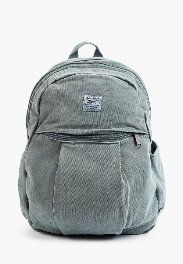 женский рюкзак reebok classic, бирюзовый