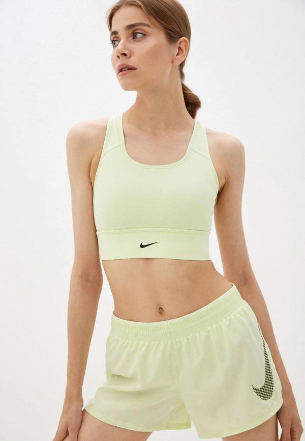 женский спортивный костюм nike, зеленый