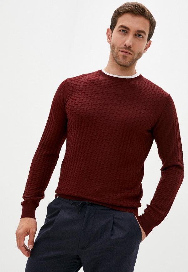Джемпер Corneliani бордового цвета