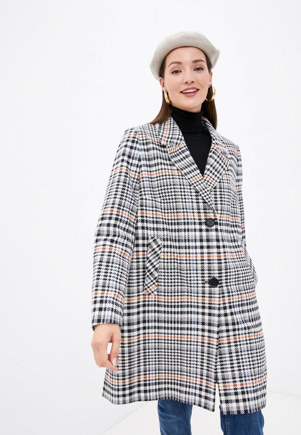 женское пальто gerry weber, разноцветное