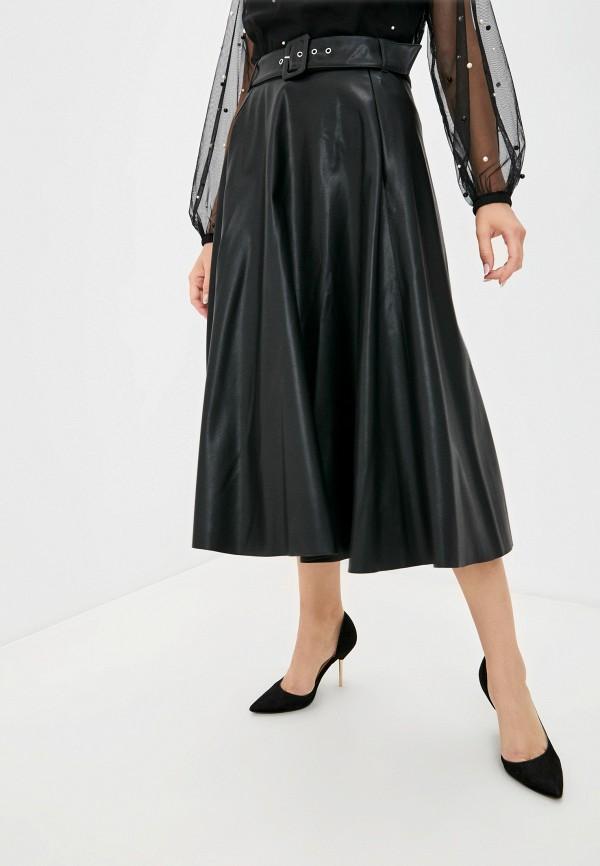 женская юбка taifun, черная