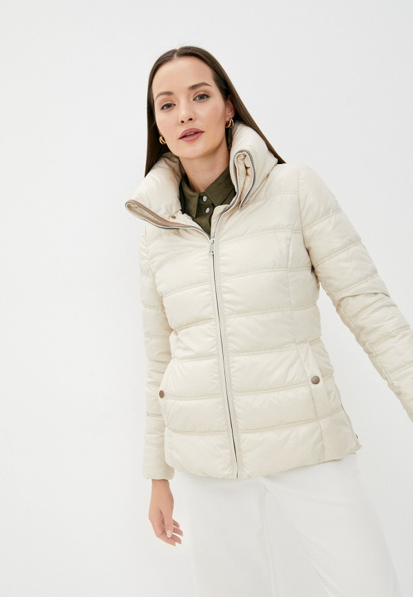 женская куртка taifun, бежевая