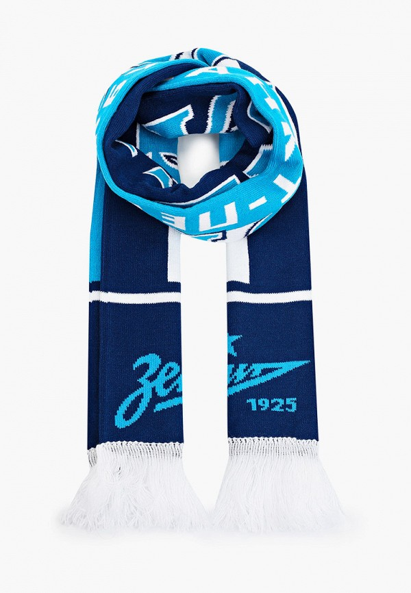 женский шарф atributika & club, голубой