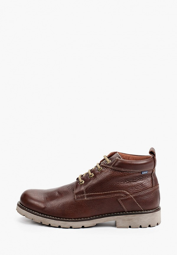Ботинки Baerchi коричневого цвета