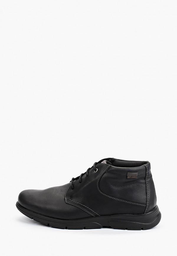 Ботинки Baerchi черного цвета