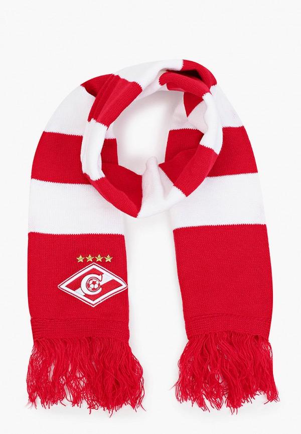 женский шарф atributika & club, красный