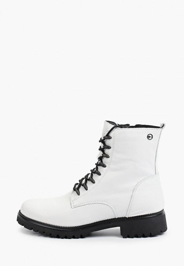 женские ботинки tamaris, белые