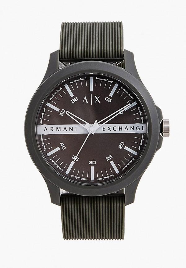 мужские часы armani exchange, хаки