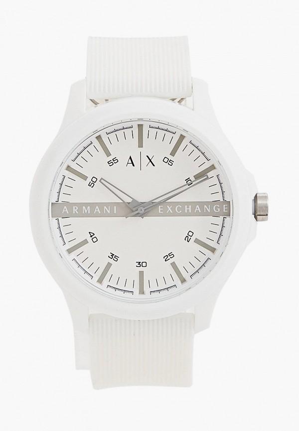мужские часы armani exchange, белые