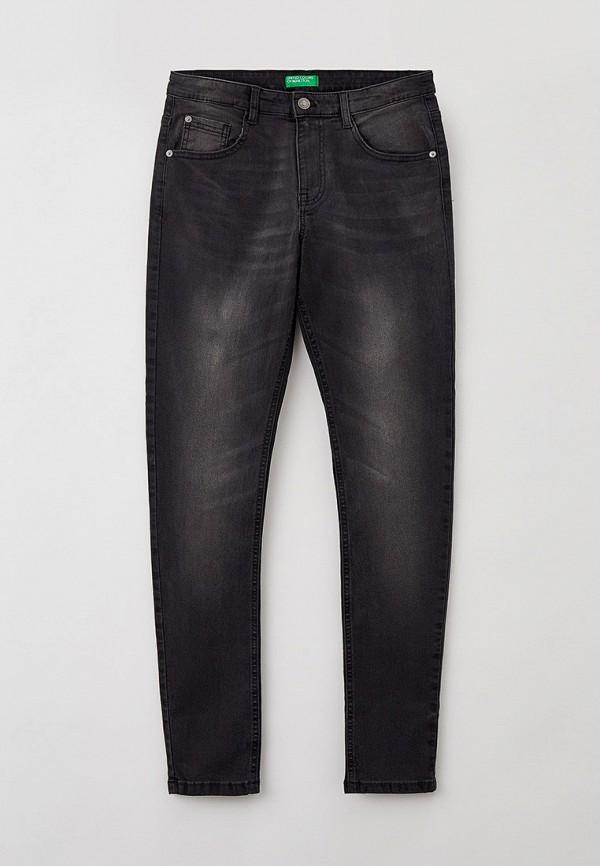 джинсы united colors of benetton для мальчика, серые