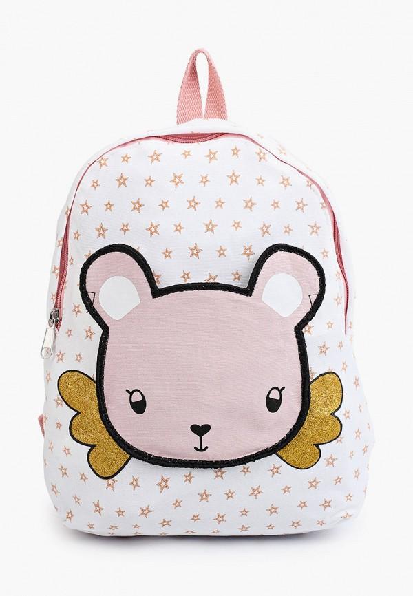 рюкзак united colors of benetton для девочки, белый