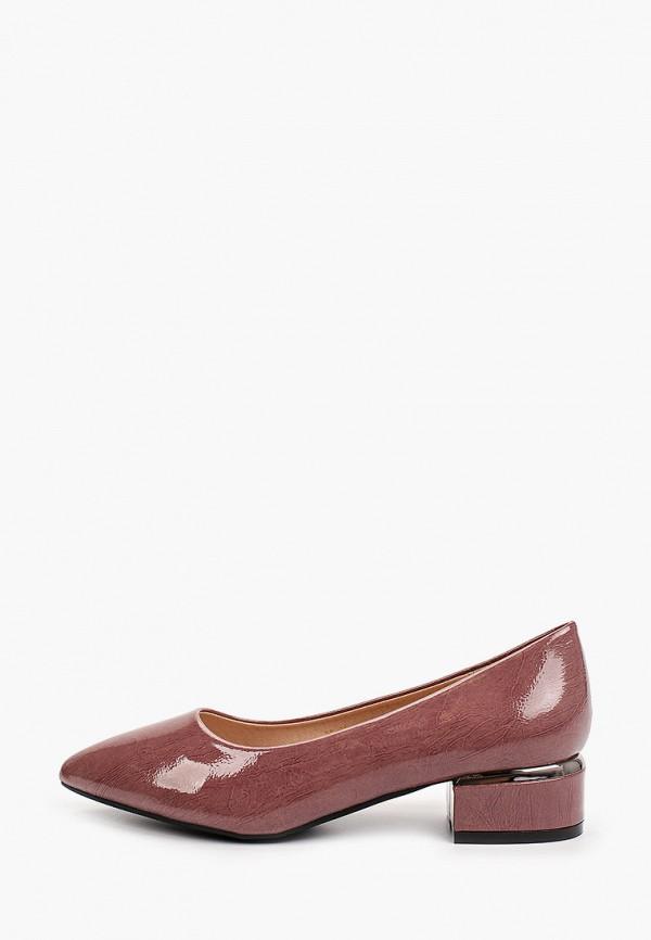 Туфли Diora.rim розового цвета