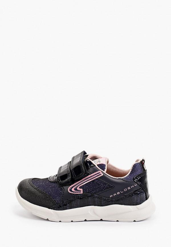 кроссовки pablosky для девочки, синие