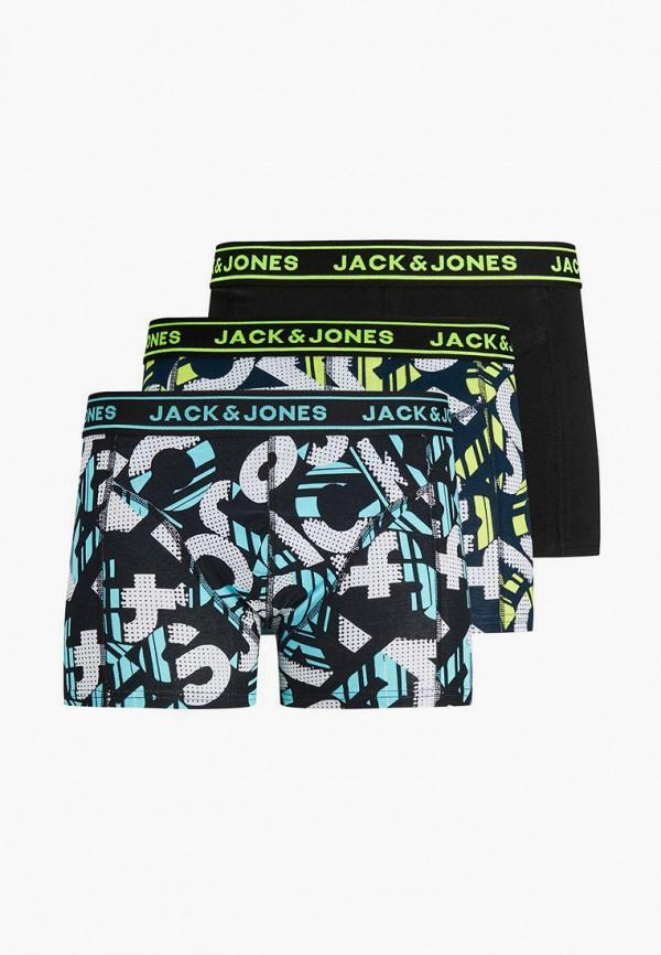 Трусы 3 шт. Jack & Jones 12195026 фото
